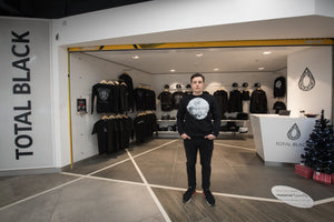 TOTAL BLACK Launches in Birmingham's Bullring