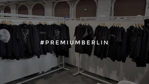 BERLIN FASHION WEEK X PREMIUM X TOTAL BLACK