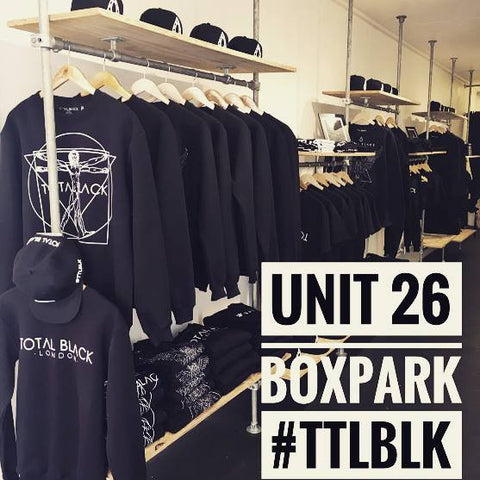 TOTAL BLACK X BOXPARK 2