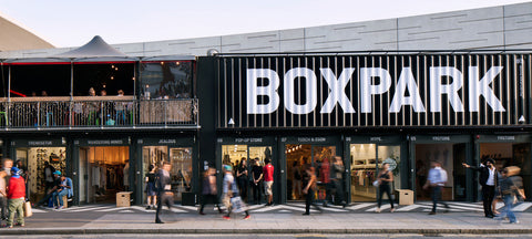 TOTAL BLACK X BOXPARK