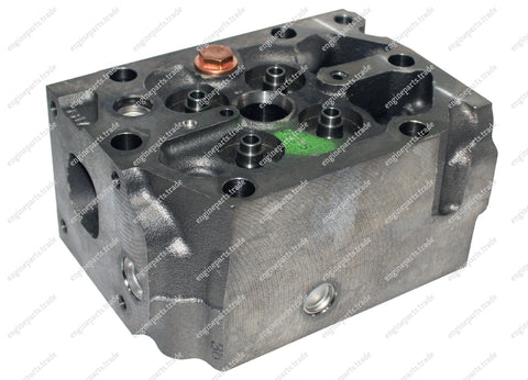 MAN genuine Cylinder head 51.03100-6697, 51031006697