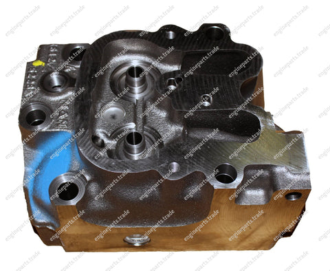 MAN genuine Cylinder head 51.03100-6702, 51031006702