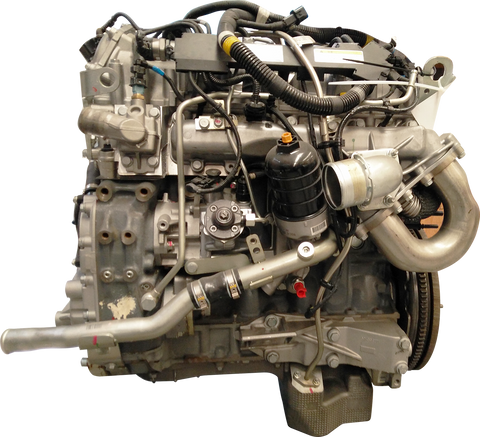 Offering Mitsubishi Canter new engine F1CE3481Z