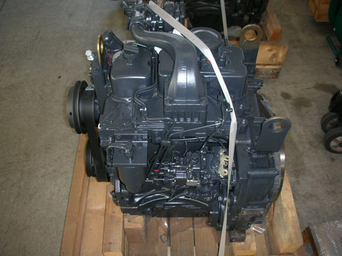 NEF (New Engine Family) Complete F4CE0354C*D600 - NEF 3LTC 65 HP ASPIRATED (FPT / New Holland / Fiat / Iveco) P/N: 504092511
