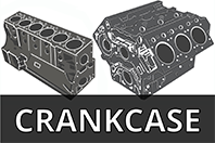 Offering Volvo Penta Cylinder block (20851922) - from OEM supplier of Volvo