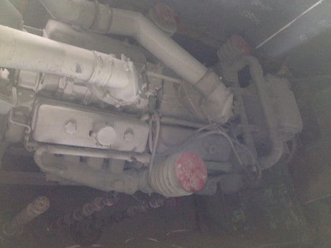 16V71 (16VA) Detroit Diesel remanufactured engine