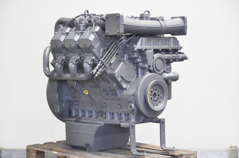 For sale Deutz Engine BF6M1015C (remanufactured) Serial: 9155246
