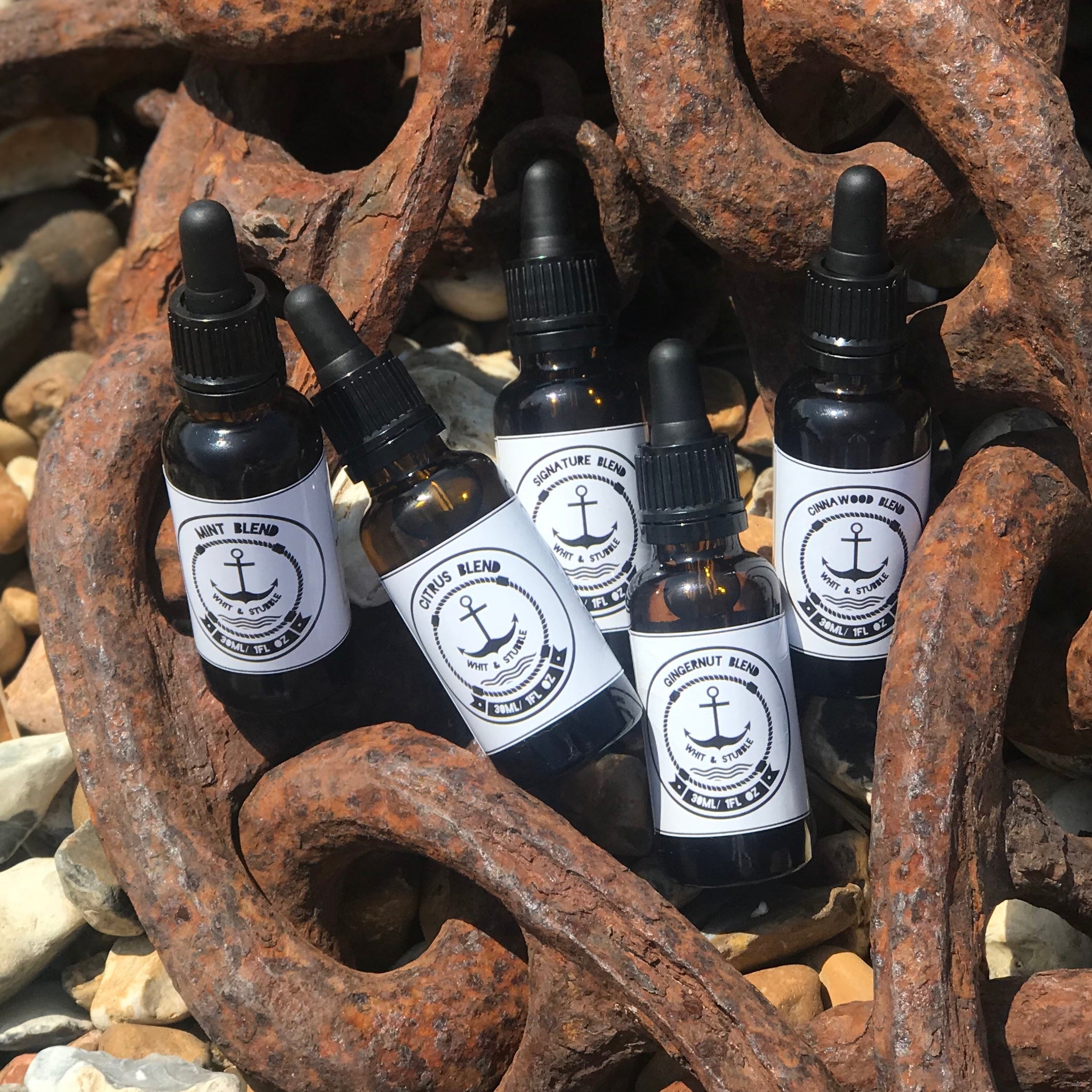 Mint Blend Beard Oil