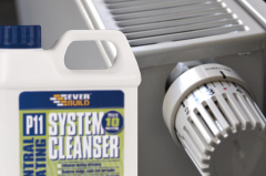 How to: Clean a Central Heating System