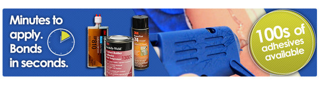 100's of 3M Adhesive Products Available