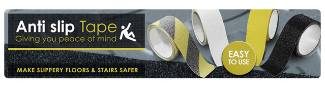Anti-slip Tape Banner
