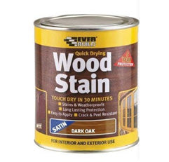 Everbuild Wood Stain