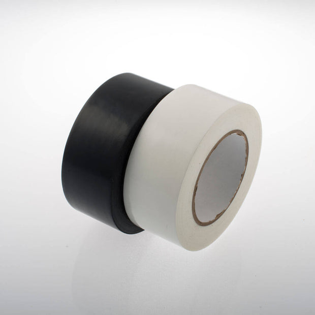 Polyethylene Tape - Black - 24 x 48mm x 33m rolls