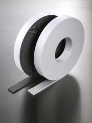 Black Single Sided Low Density PVC Foam Tape