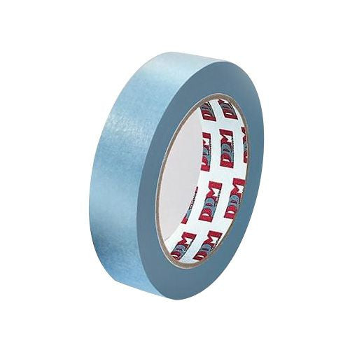 Fine Line Outdoor High Performance Paper Masking Tape - 16 x 75mm x 50m rolls