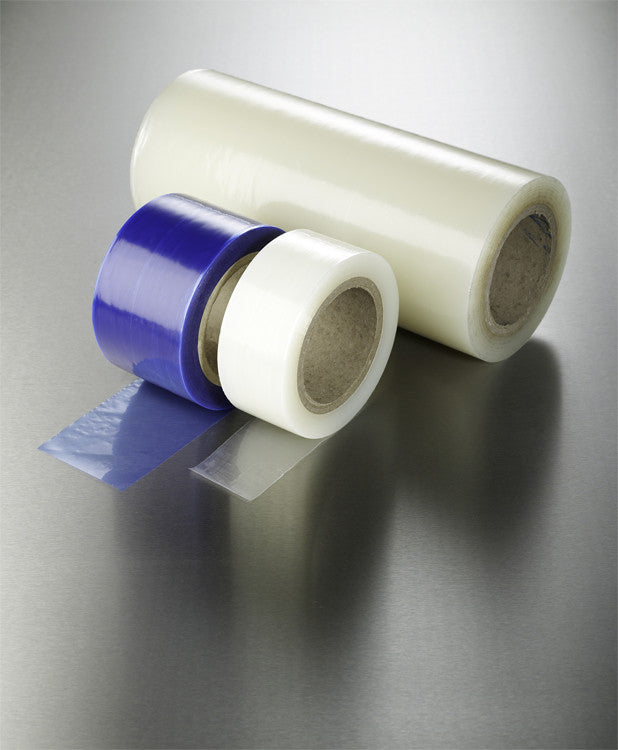 Glass Protection Tape - Blue - 6 x 100mm x 100m rolls
