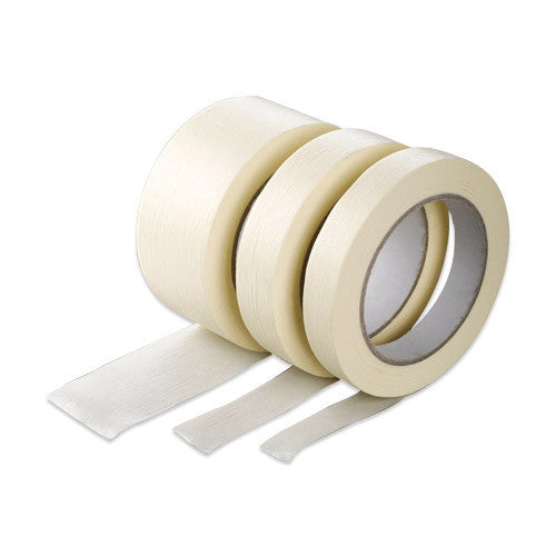 Industrial Grade Masking Tape - 19mm x 50m