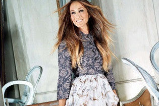 Take a look in the closet of Sarah Jessica Parker