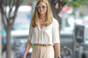 Take a look in the closet of Olivia Palermo