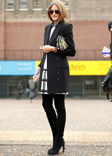Olivia Palermo take a look in the closet of modest fashion modest woman nesci blog