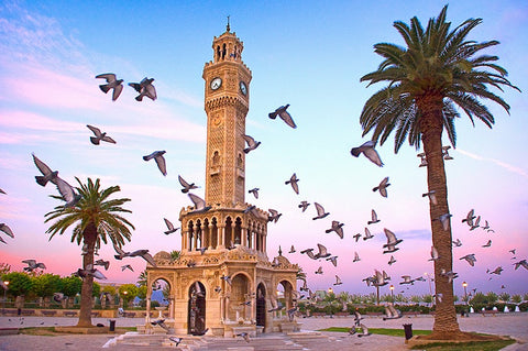 Izmir Turkey halal hijab proof holiday destination nesci blog