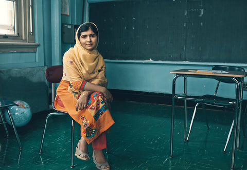 malala powerwoman blog nesci inspiration