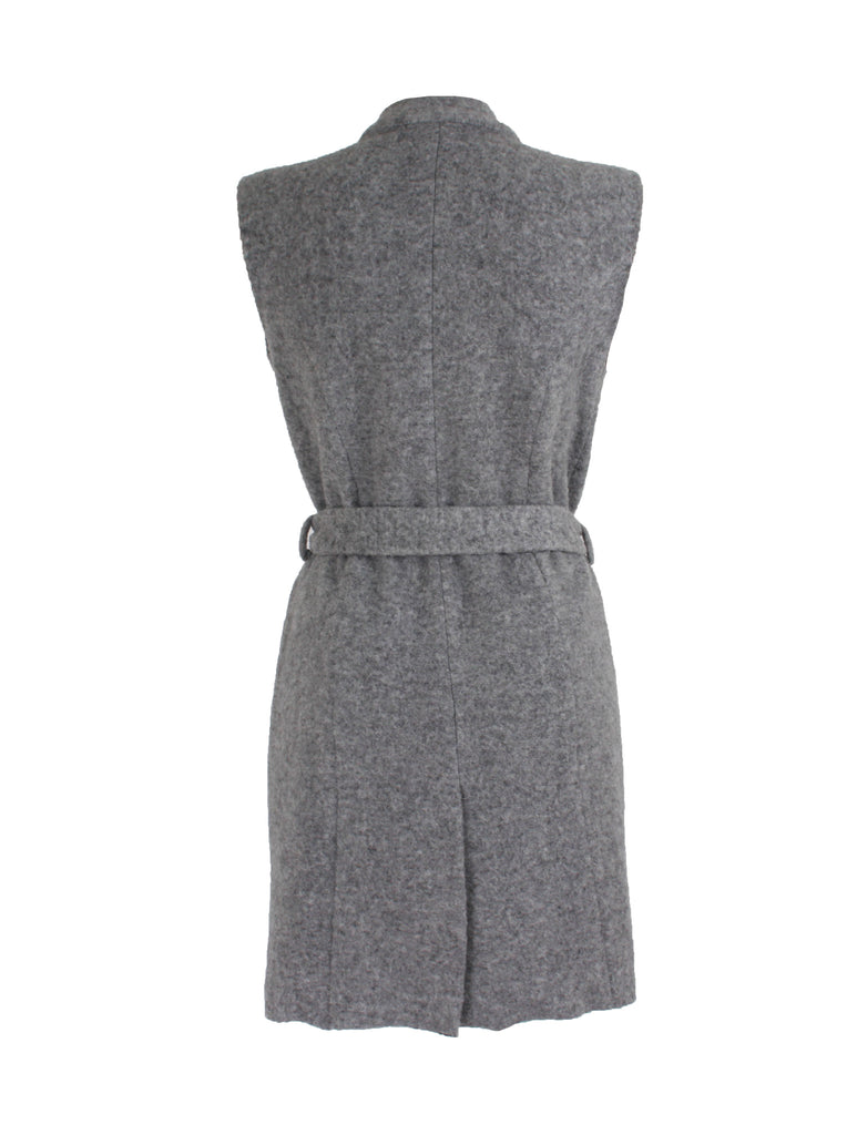 Sakura Gilet - Grey -  - Nesci Fashion - modest - 6