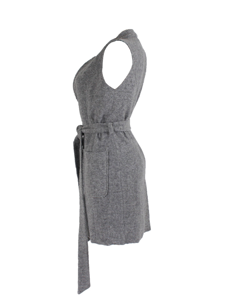 Sakura Gilet - Grey -  - Nesci Fashion - modest - 4