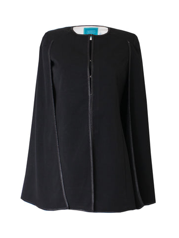Samurai Blouse - Black