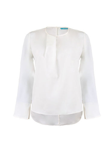 Mabel Tunic - Light Blue