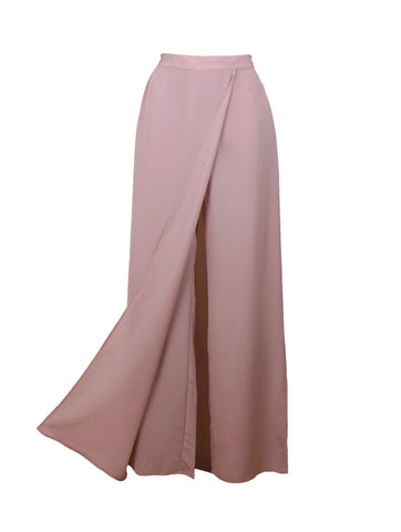 Vici Skirt Pants - Beige