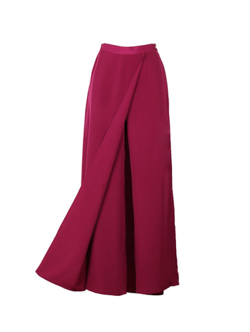 Vici Skirt Pants  - Light Old Pink