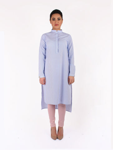 Poire Belle Tunic - Denim