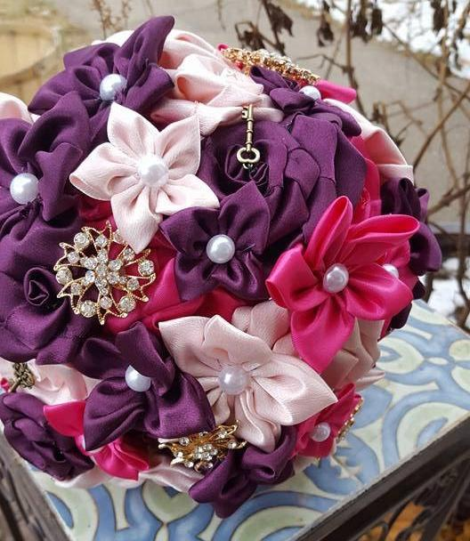 Satin Star Bouquet