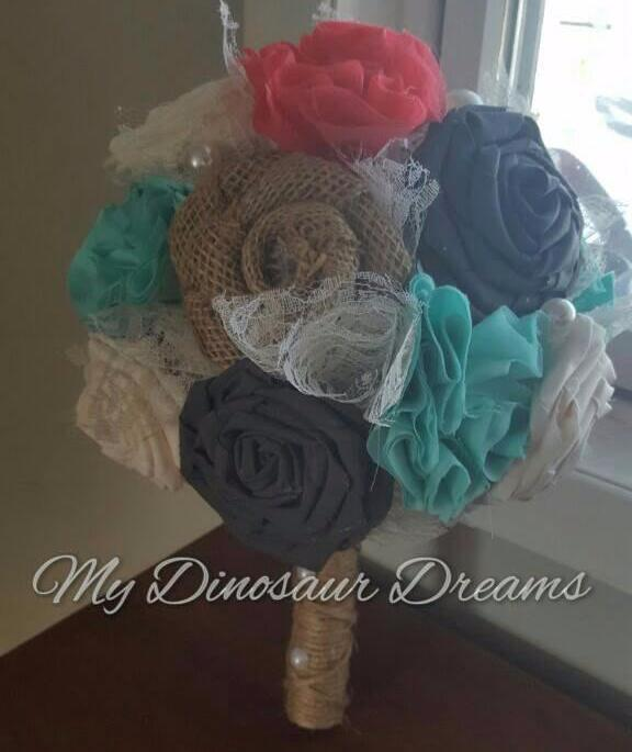 Rustic Chic Bouquet