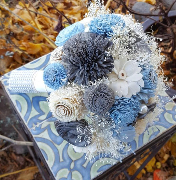 Super Secret Blue Bouquet
