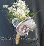 Enchanted Forest Boutonniere