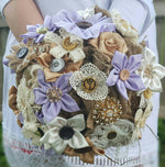 Shotgun Shell Flower Bouquet