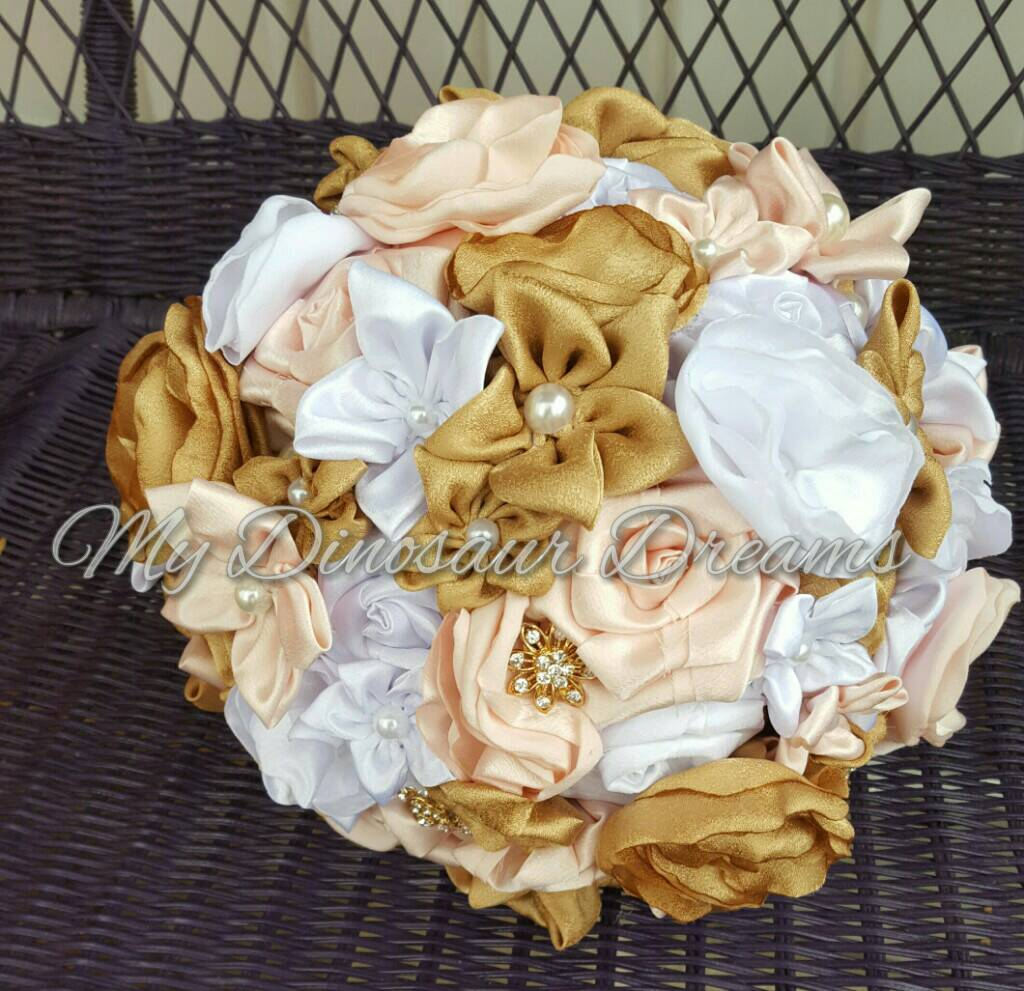 Forever Fabric Bouquet