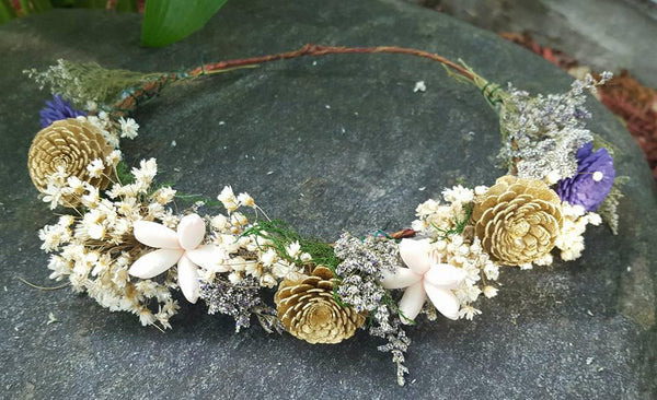 Fairy Flower Crown