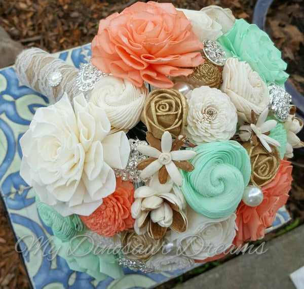 Beach Baby Bouquet