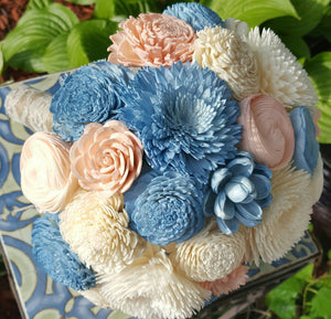 Sola Flower Mum Bouquet