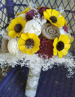 Sola Flower Daisy Bouquet