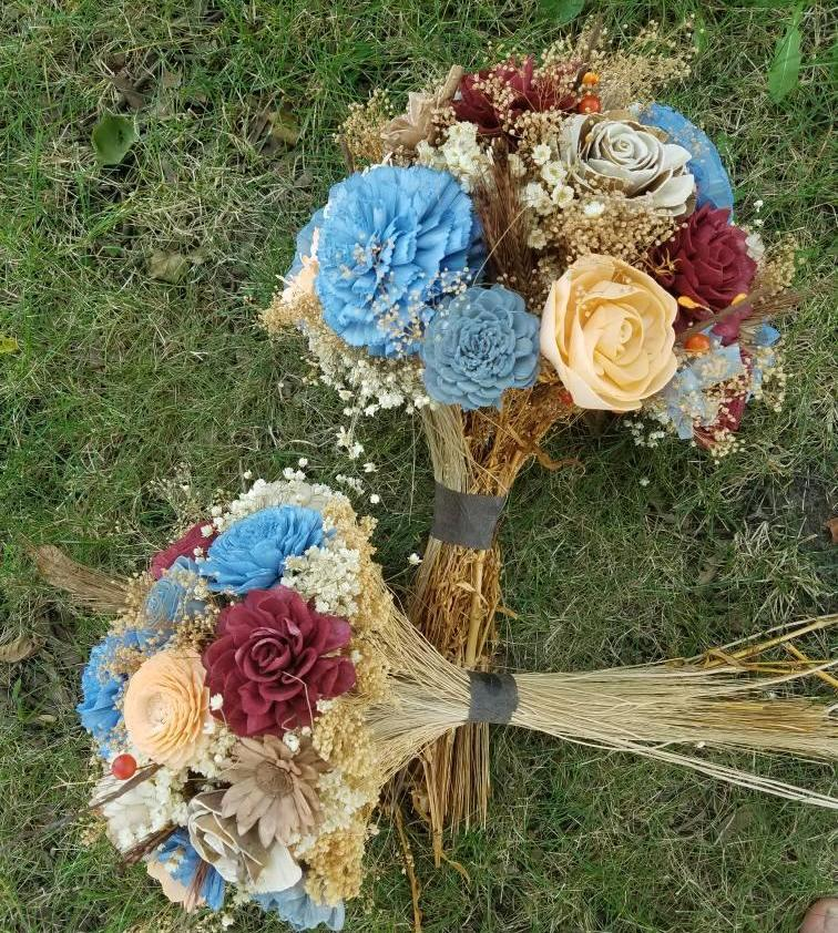 Autumn Field Bouquet