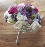 Lilac Spring Bouquet