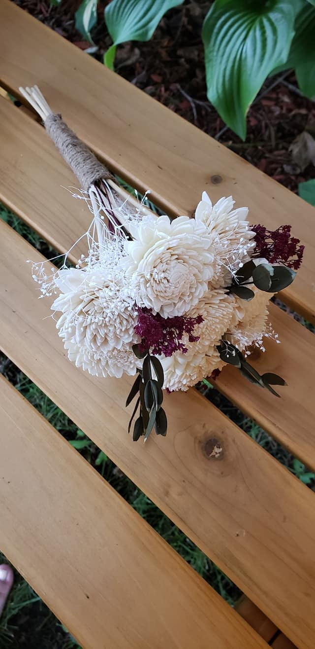 Mini Toss Bouquet