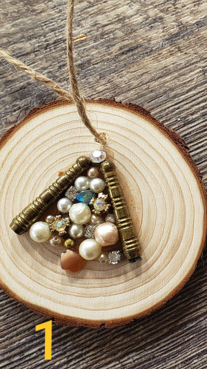 Jewelry Tree Ornament