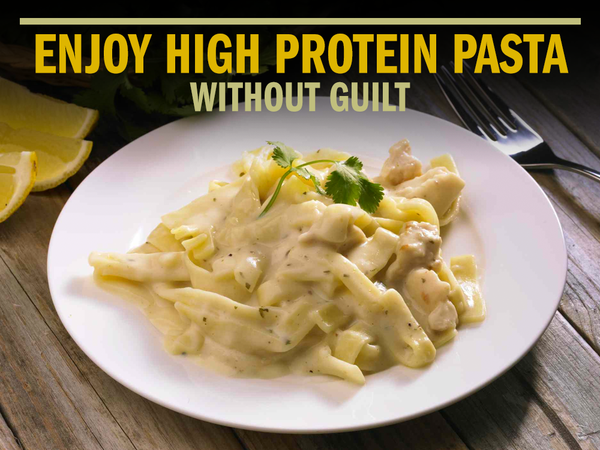 Enjoy High Protein Pasta Without Guilt