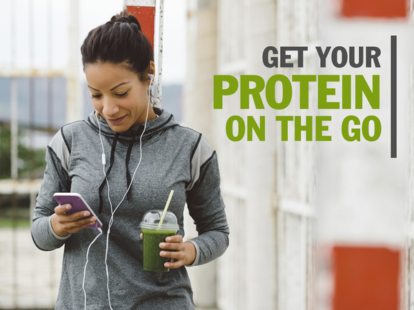 Get Your Protein On the Go