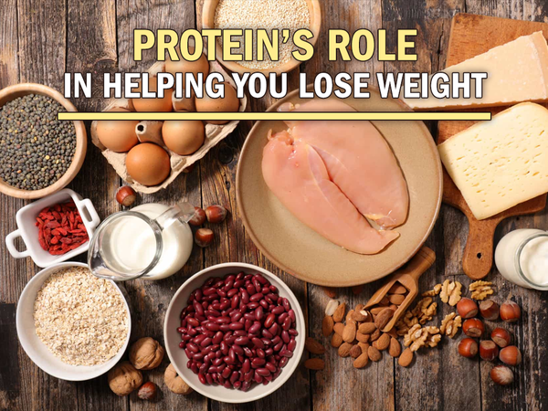 Protein's Role in Helping You Lose Weight
